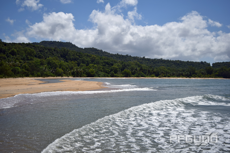 The Sea And The Shoreline