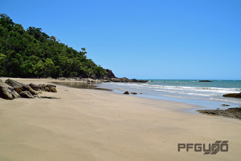 The Shore Meets The Beach