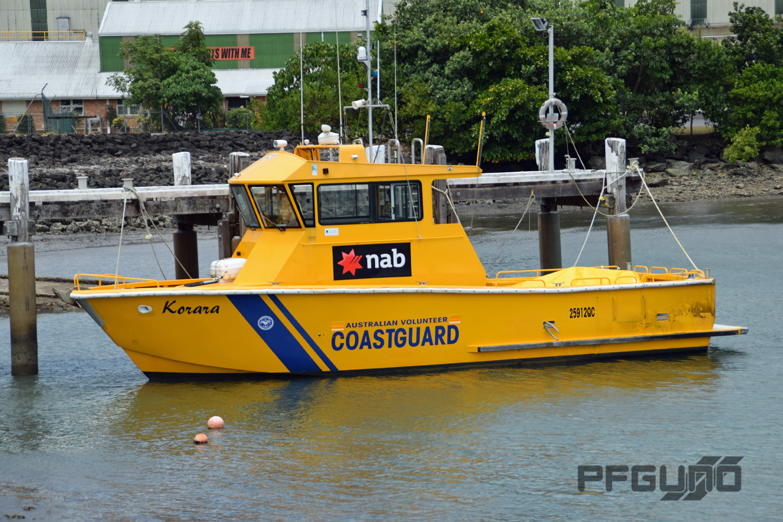 Volunteer Coastguard Boat