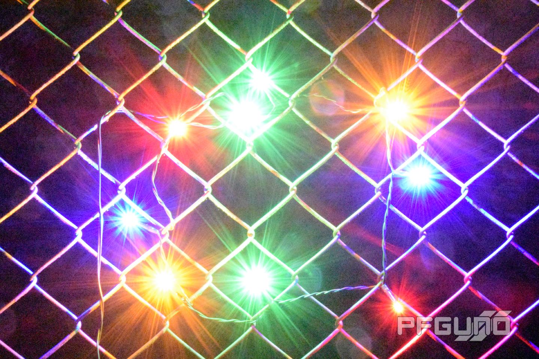 Bright Colourful Light