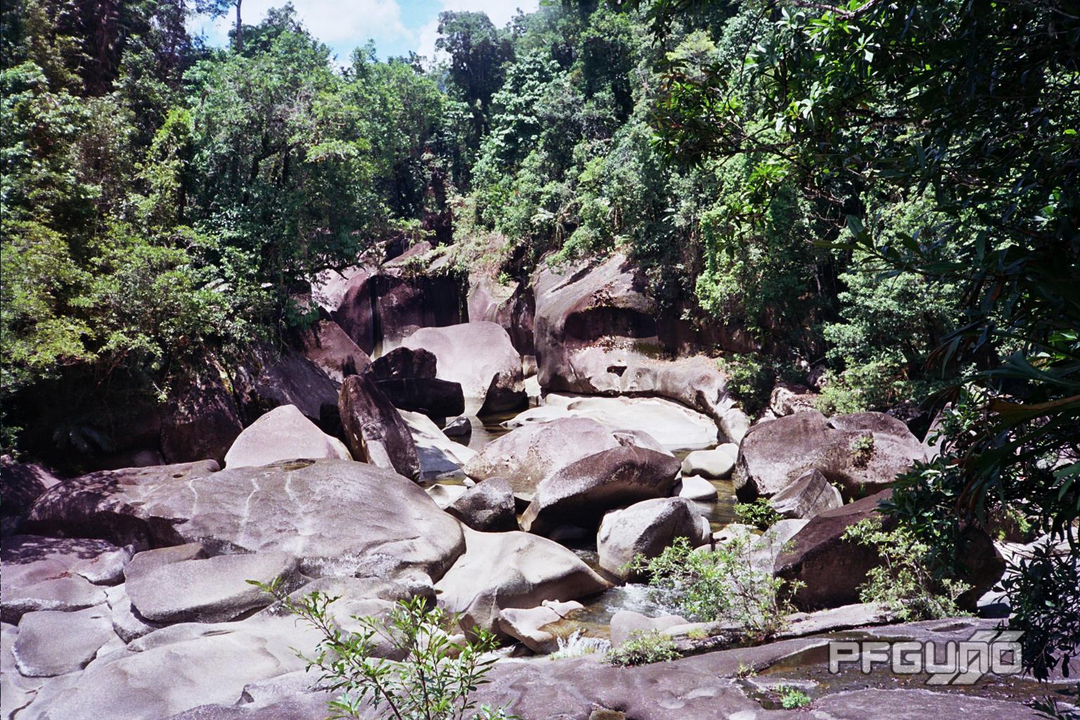 Boulders Everywhere