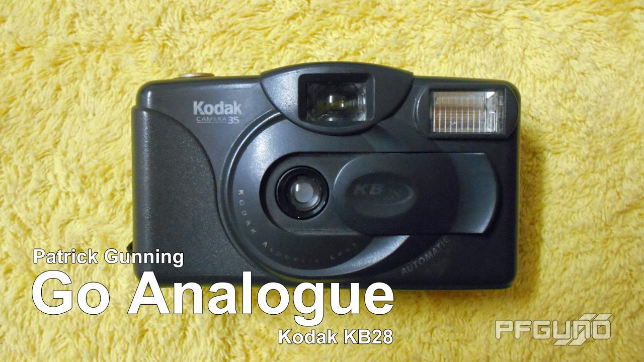 Go Analogue - Kodak KB28