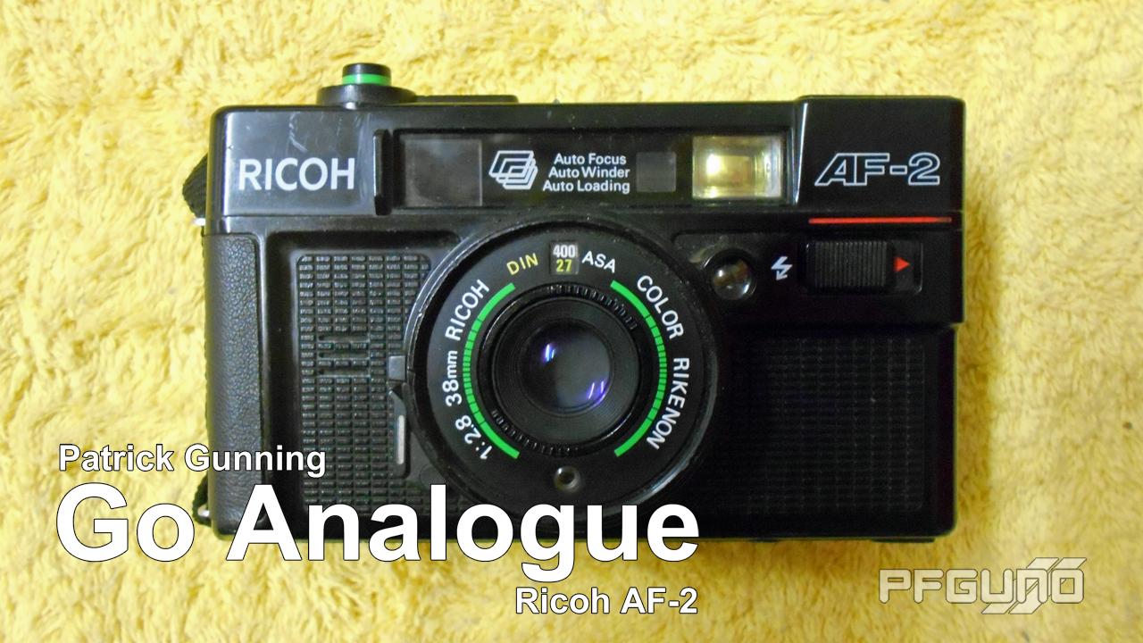 Go Analogue - Ricoh AF-2