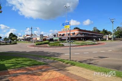 Atherton Roundabout