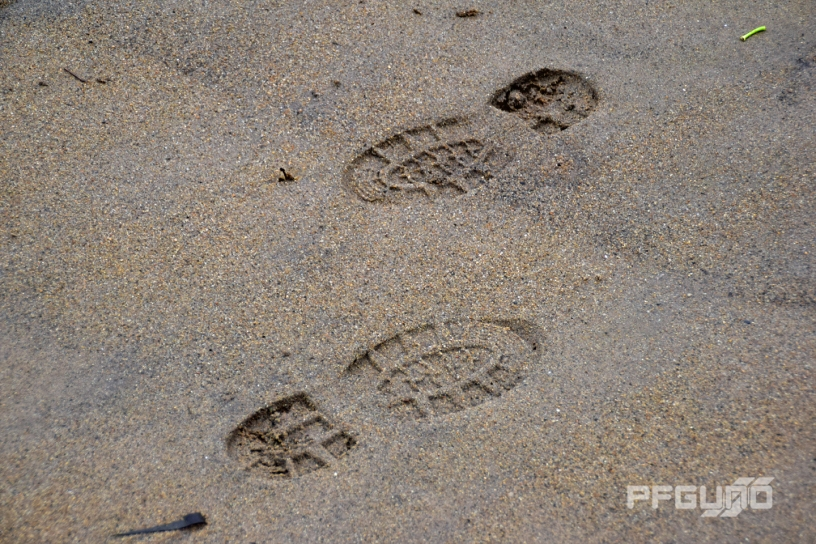 Footprints In Directions