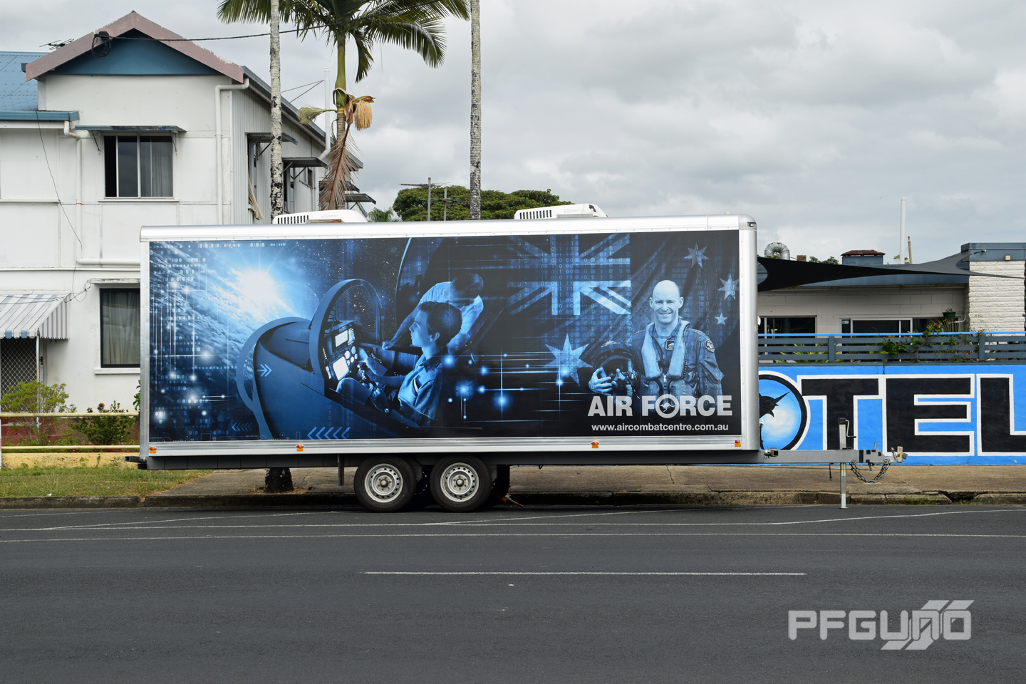 The Air Force Trailer